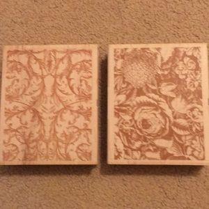 Anna Griffin stamp bundle